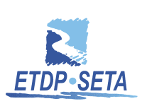 The logo of the Education, Training and Development Practices Sector (ETDP-SETA)